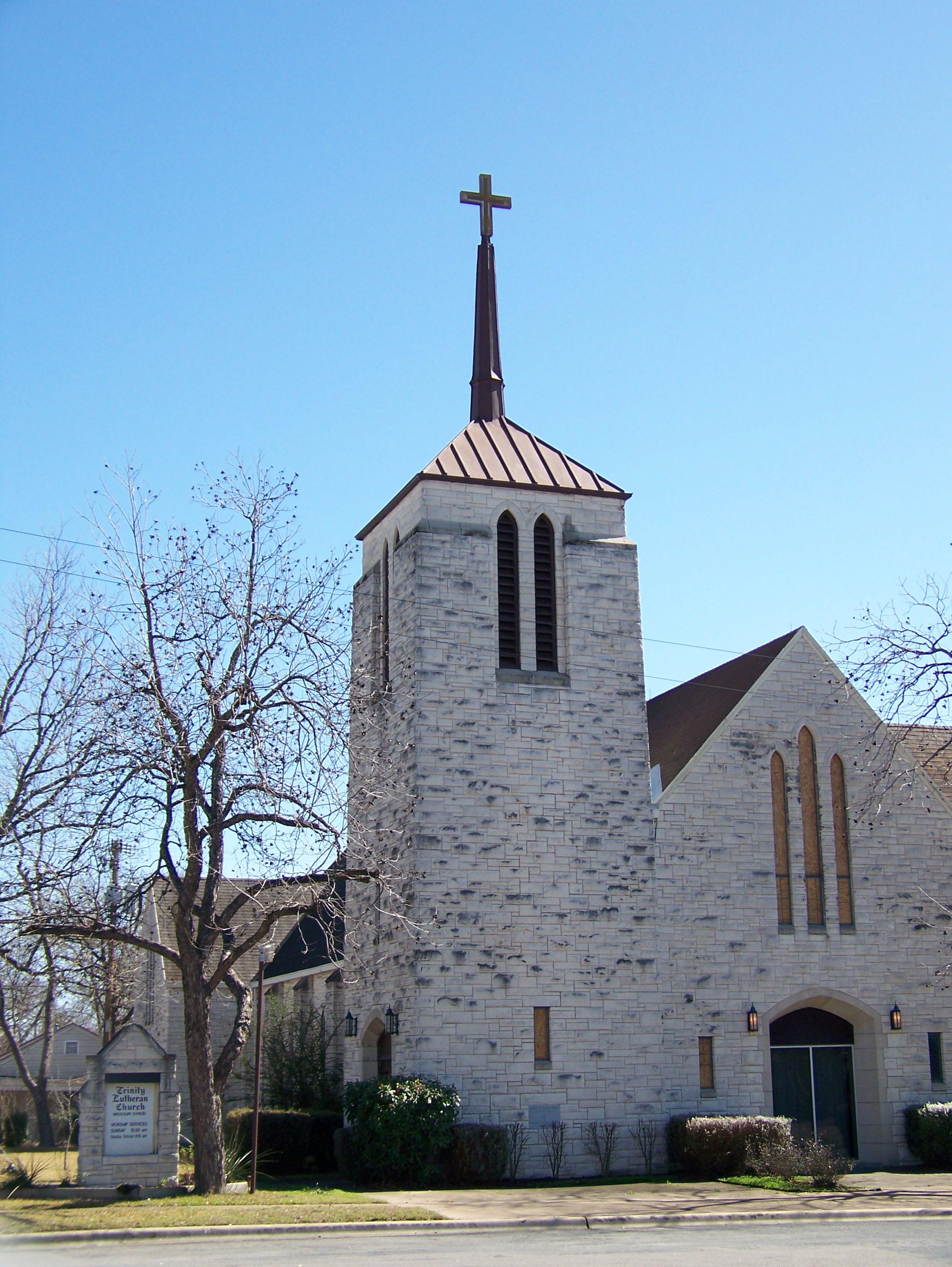 gay church austin tx